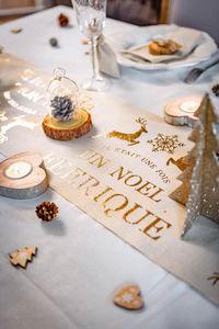 Artyfetes factory - hygge - Décoration De Table De Noël