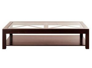 Ph Collection - croisillions - Table Basse Rectangulaire