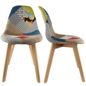 Mathi Design - chaise de repas patch - Chaise
