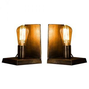 Mathi Design - lampe serre-livres - Lampe À Poser