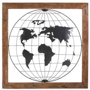 MAISONS DU MONDE -  - Carte Géographique
