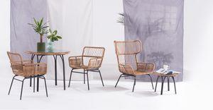 MADE -  - Chaise De Jardin