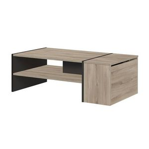 TOUSMESMEUBLES - table basse bar 1410619 - Table Basse Bar