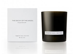 TIMOTHY HAN EDITION - the decay of the angel - Bougie Parfumée