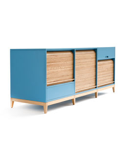 COLE - tapparelle sideboard - Buffet Haut
