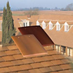 Lafarge Couverture -  - Tuile Plate