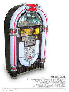Sukima Decor / Regaldeco -  - Juke Box