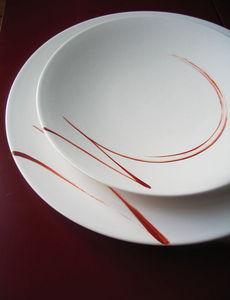 ISABELLE POUPINEL -  - Assiette Creuse