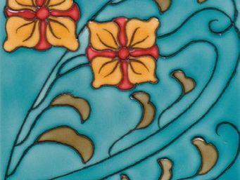 Replicata - dekorfliese blumen - Carrelage Mural