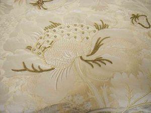 VICTORIA BAIN - tassinari hand embellished - Tissé