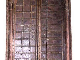 La Farfouille - porte de temple indien - Porte Ancienne