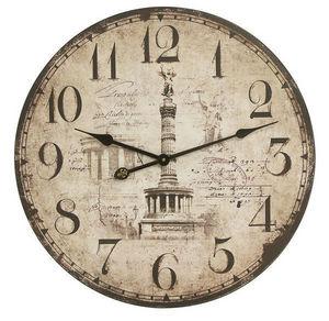 Aubry-Gaspard -  - Horloge Murale