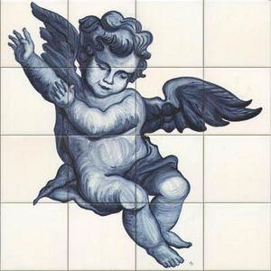 Ceramis Azulejos - ange - Azulejos