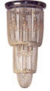 Woka - abgestufter kristall-luster - Lustre