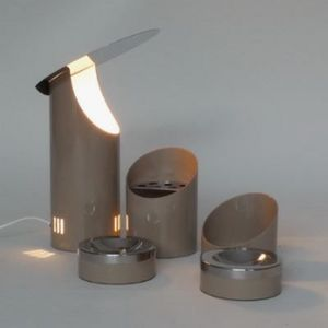 LampVintage - alberto prina - Lampe De Bureau