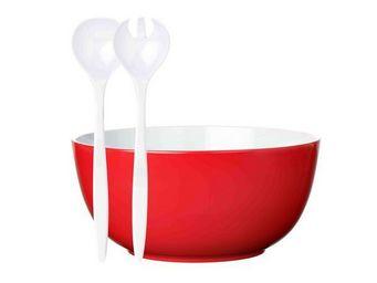 OGAPORA - pantone rojo/ naranja - Vaisselle Bateau