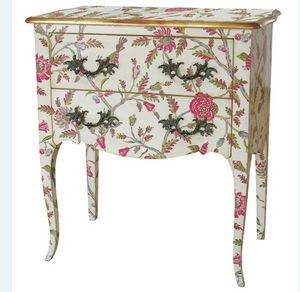 Moissonnier -  - Commode Sauteuse