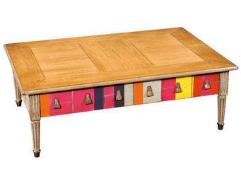 Grange - jacob - Table Basse � Tiroirs