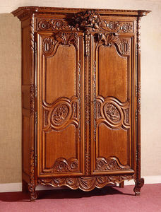 Louis Charles Hugon - cl�mentine - Armoire Normande