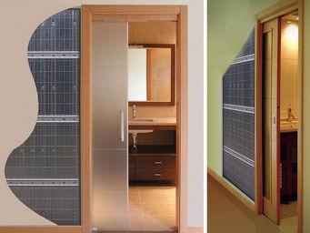 Mantion - saf-inside : pour porte entre-cloisons - Porte De Communication Pleine