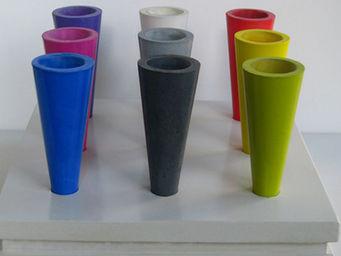 Beton Concept -  - Pot De Fleur
