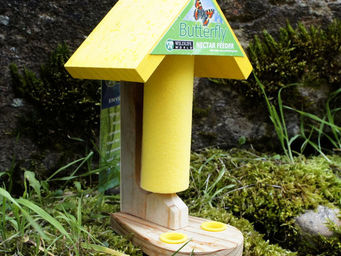 Wildlife world - butterfly/bee feeding station - Papillon