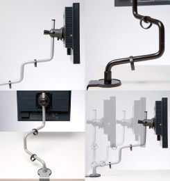Colebrook Bosson Saunders - rodney monitor arm - Support D'écran