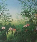The Mosaic & Design Company - pool detail - Peinture Murale