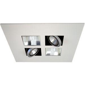 Microlights -  - Spot De Plafond Encastré