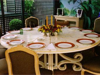Luc Perron -  - Table De Repas Ronde