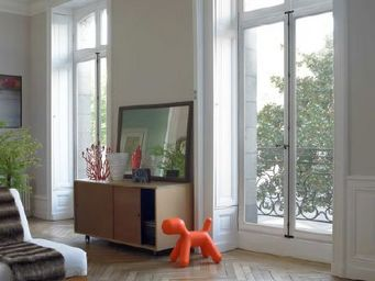 Janneau Menuiseries -  - Porte Fenêtre 2 Vantaux