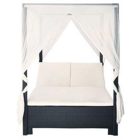lit baldaquin d 39 ext rieur miami lit d 39 ext rieur. Black Bedroom Furniture Sets. Home Design Ideas
