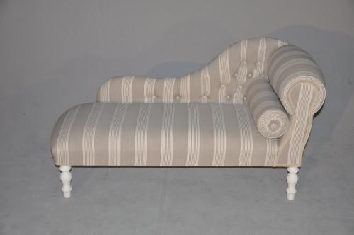 m ridienne capitonn e ray e m ridienne demeure et jardin. Black Bedroom Furniture Sets. Home Design Ideas