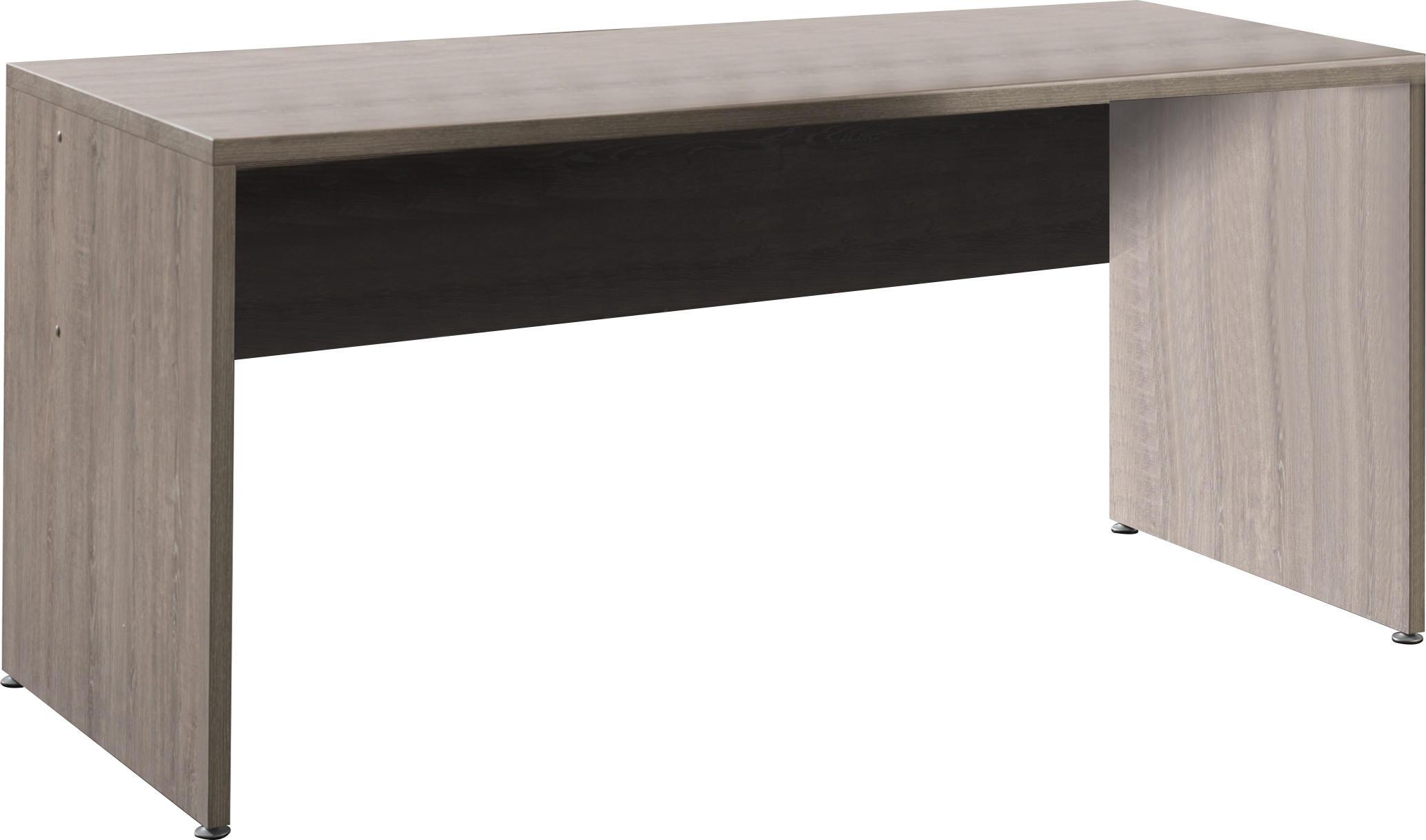Bureau moderne et tendance cm coloris chêne fon bureau