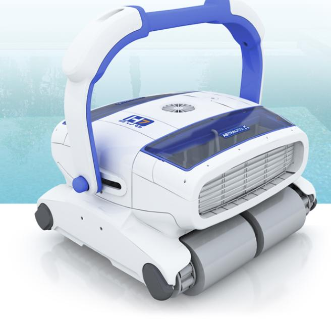 Robot aspirateur piscine beautiful robot aspirateur for Aspirateur piscine zappy