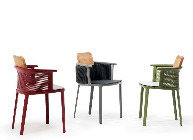 fauteuil de jardin bordeaux ethimo decofinder. Black Bedroom Furniture Sets. Home Design Ideas