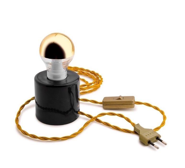 Lampe De Chevet Noir Zangra Decofinder