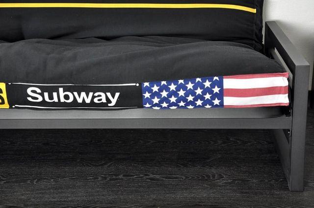 Futon Design - Matelas banquette BZ-Futon Design-Matelas-futon New York