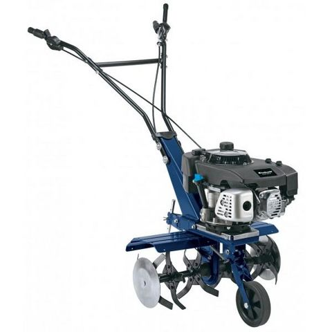 EINHELL - Motoculteur-EINHELL-Motobineuse thermique 6 cv Einhell