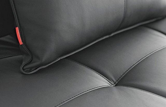 INNOVATION - Fauteuil bas-INNOVATION-Fauteuil lit design SOFABED CUBED tissu enduit noi