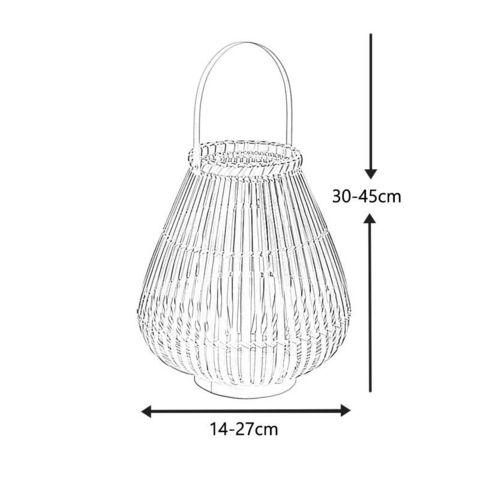 Aubry-Gaspard - Lanterne d'extérieur-Aubry-Gaspard-Lanterne exterieur design