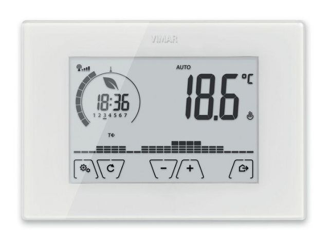 VIMAR - Thermostat programmable-VIMAR