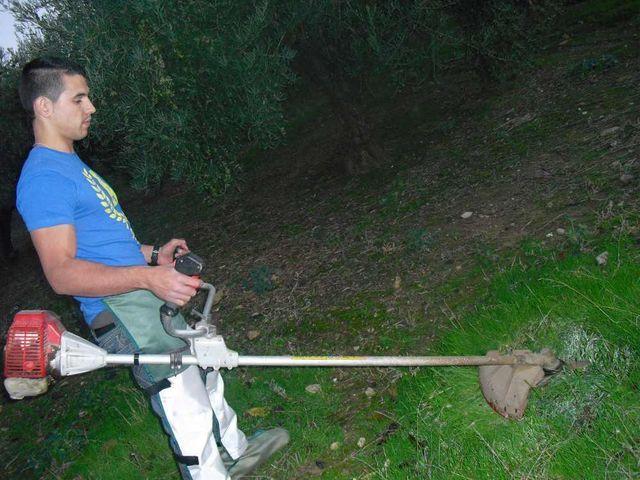 PATTONES ROBERTS - Tablier de jardin-PATTONES ROBERTS-Pantalon Protecteur de vibration pour Travaux du j