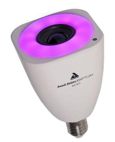 AWOX France - Ampoule connectée-AWOX France-StriimLight Wifi couleur.