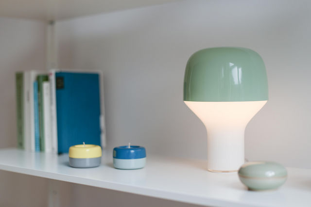 TEO - TIMELESS EVERYDAY OBJECTS - Lampe à poser-TEO - TIMELESS EVERYDAY OBJECTS-Ambiante