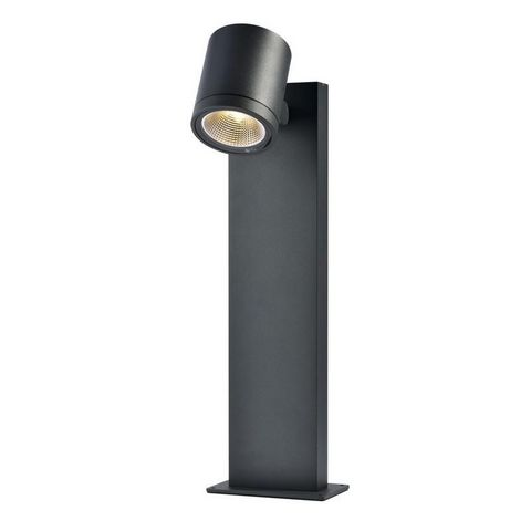 SLV - Borne d'extérieur-SLV-Spot extérieur orientable Enola LED IP55 H50 cm