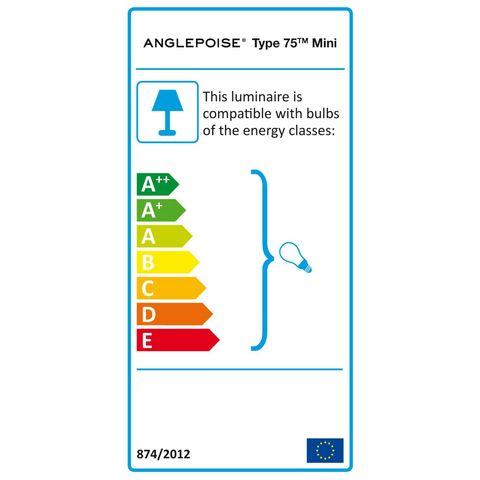 Anglepoise - Applique-Anglepoise-TYPE 75 MINI