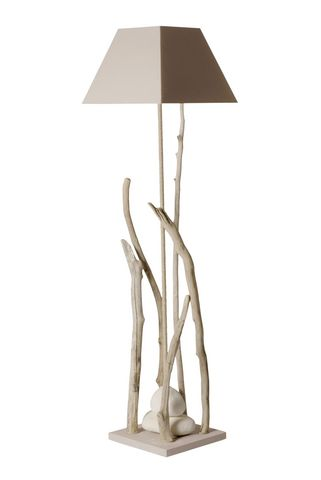 Coc'Art Créations - Lampe à poser-Coc'Art Créations-Grand Esprit de Lagon