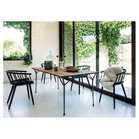 Magis - Table de repas rectangulaire-Magis-Table Officina Magis