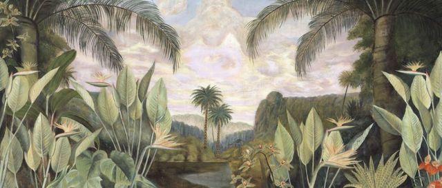 Ananbô - Papier peint panoramique-Ananbô-Tsaratana
